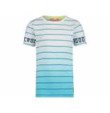Vingino Shirt korte mouw holdie aqua blauw