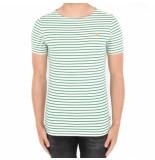 G-Star Dry jersey ba stripe groen