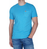 Superdry Dry originals tee blauw