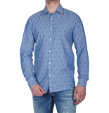 Antony Morato Shirt blue blauw