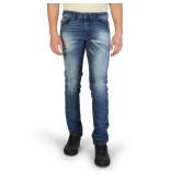 Diesel Thommer slim-skinny jeans 084qw blauw