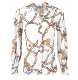 Goldie Estelle Florence blouse - wit