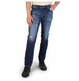 Diesel Larkee regular-straight fit jeans 084qt blauw