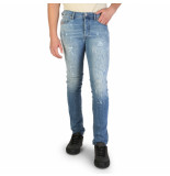 Diesel Tepphar slim fit jeans 084qs blauw