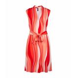 Marc Cain Lc 21.58 j39 jurk rood
