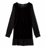Twin-set Pa823a jurk zwart