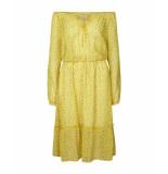 Lollys Laundry 19182 2071 city jurk geel