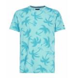 Tommy Hilfiger Mw0mw10252 424 t-shirt blauw
