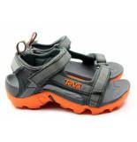 Teva Tanza sandaal oranje