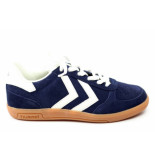 Hummel 165197 sneaker blauw