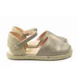 Unisa Yixo sandaal taupe