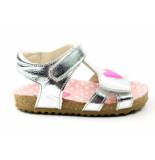 Shoesme B18s087 sandaal zilver