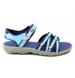 Teva Tirra. sandaal blauw