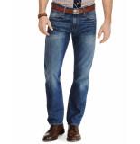 Ralph Lauren Straight fit jeans hampton blauw