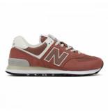 New Balance Wl574crc rood
