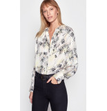 Equipment Blouse causette wit