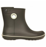 Crocs Regenlaars jaunt shorty boot graphite grijs