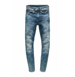 G-Star 3301 deconst high skinny wmn blauw