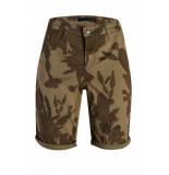 MAC Chino shorts groen
