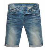 G-Star 3301 custom short blauw d15230-6541-424 denim