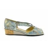 Brunate Sandalen blauw
