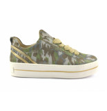 Mjus Sneakers groen