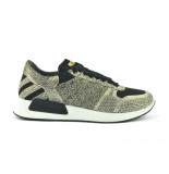 Barracuda Sneakers zilver