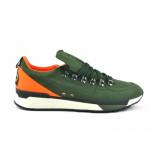 Barracuda Sneakers groen
