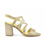 Paul Green Sandalen goud