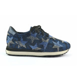 Lola Cruz Sneakers blauw