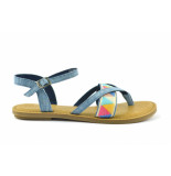 TOMS Sandalen blauw
