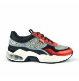 Karl Lagerfeld Sneakers rood