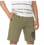 PME Legend Piston short sweat jogger dusty olive groen