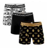 Muchachomalo Men 3-pack short beehive pinata
