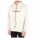 REPRESENT Represet stretch ogo hoodie wit