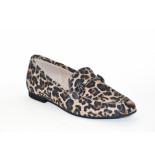Gabor Gabor artikelnummer 24.210-32 loafer leopard print paars
