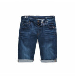 G-Star Arc 3d 1/2 custom donkerblauw d15232-d002-89 denim