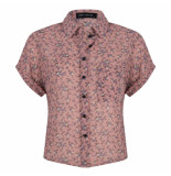 LOFTY MANNER Top aline pink roze