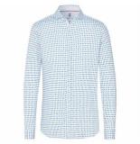 Desoto Shirt overhemd wit / blauw
