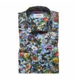 Eton Overhemd bloemenprint contemporary fit
