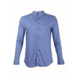 Desoto Shirt overhemd casual blauw