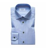 Eton Overhemd licht contemporary fit blauw