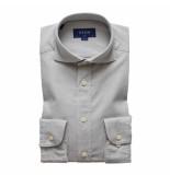 Eton Overhemd slim fit grijs