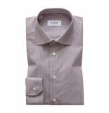 Eton Overhemd contemporary fit roze
