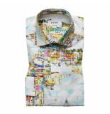 Eton 2728 79311 55 shirt print wit