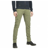 PME Legend – airfoil chino peached twill comfor groen