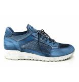 Cetti C1180. sneaker blauw