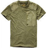G-Star Arris pocket tee groen