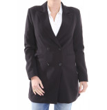 Giacomo Coat black zwart