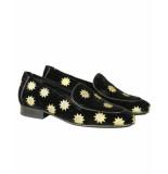 Fabienne Chapot Loafers hayley loafer stardust zwart